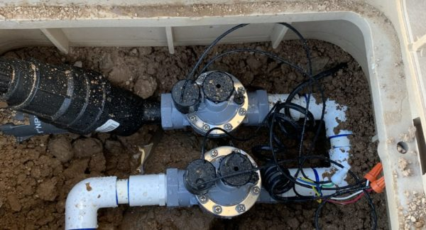 sprinkler valve repair and replacement